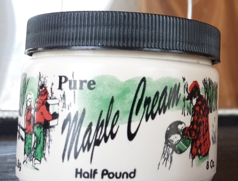 Maple Cream 8 oz.