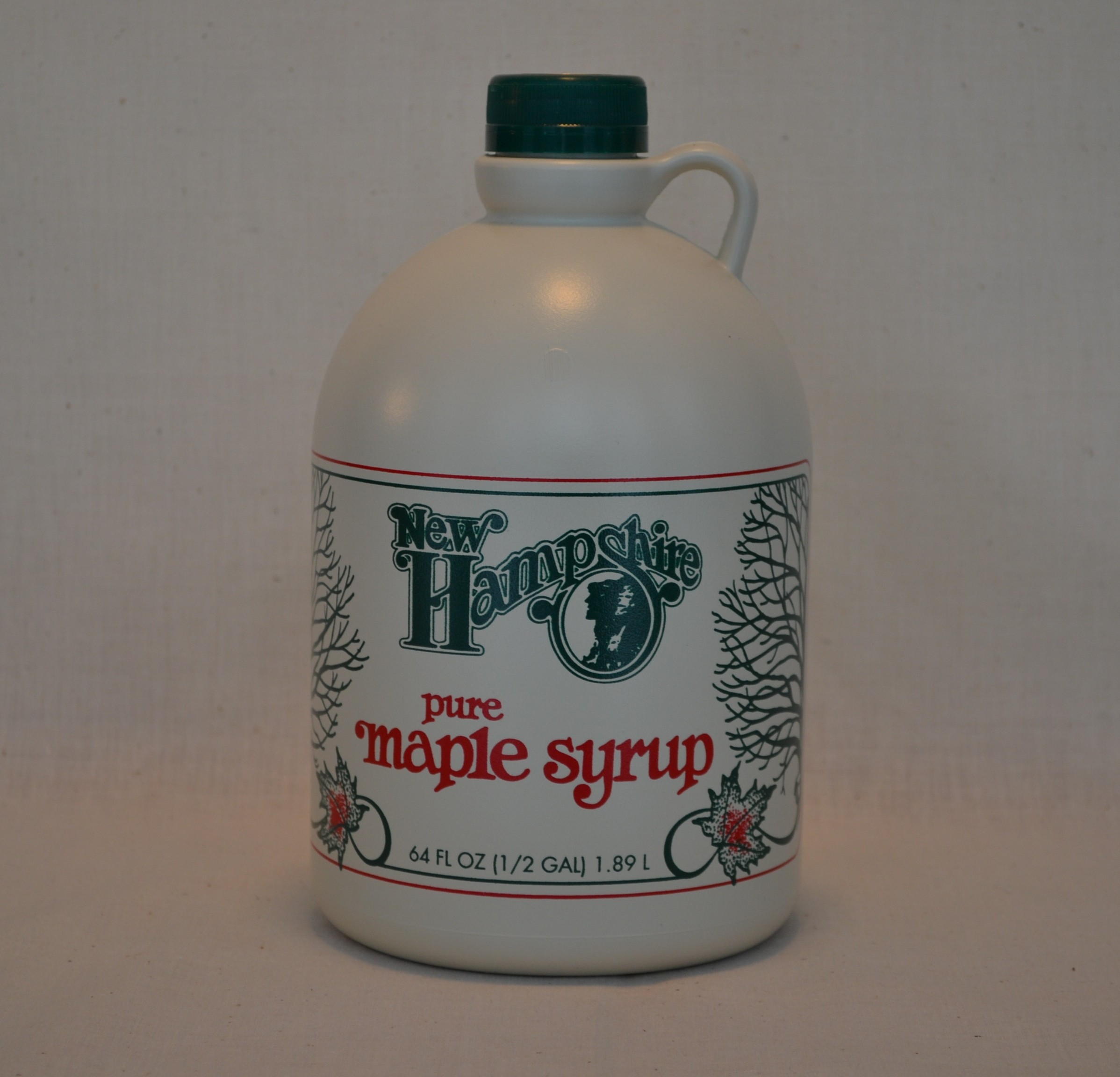 Half gallon jug