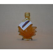 50 ml Glass Maple Leaf